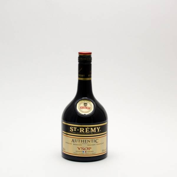 St Remy - Authentic French Brandy - 750ml