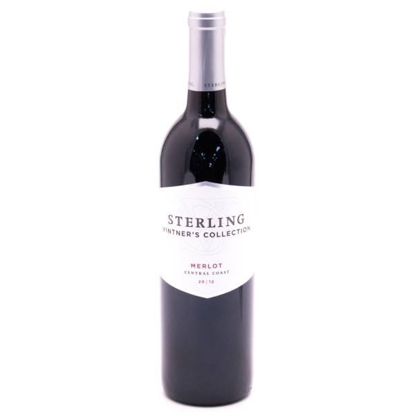 Sterling - Vintner's Collection - Merlot - 750ml