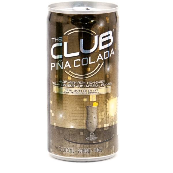 The Club - Pina Colada - 200ml