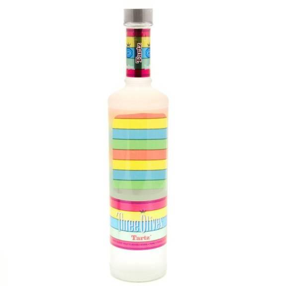 Three Olives - Tartz Sweet and Tart Vodka - 750ml
