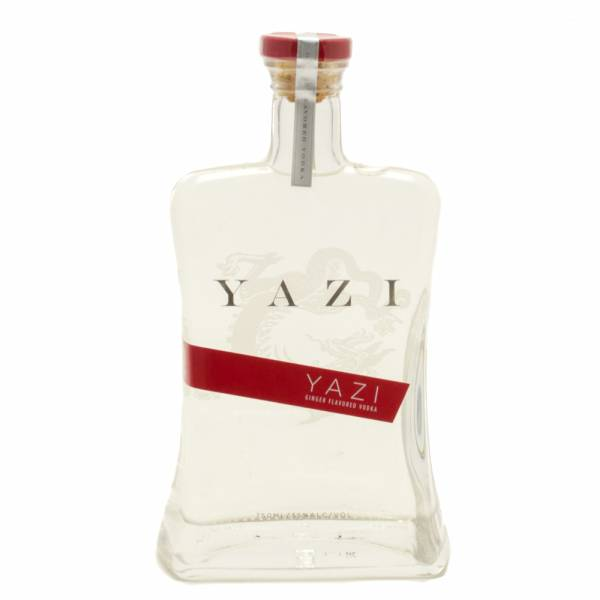 Yazi - Ginger Vodka - 750ml