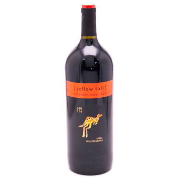 Yellow Tail - Cabernet Sauvignon Casella Wines - 1.5L