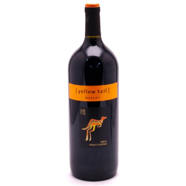 yellow Tail - Merlot Casella - 1.5L