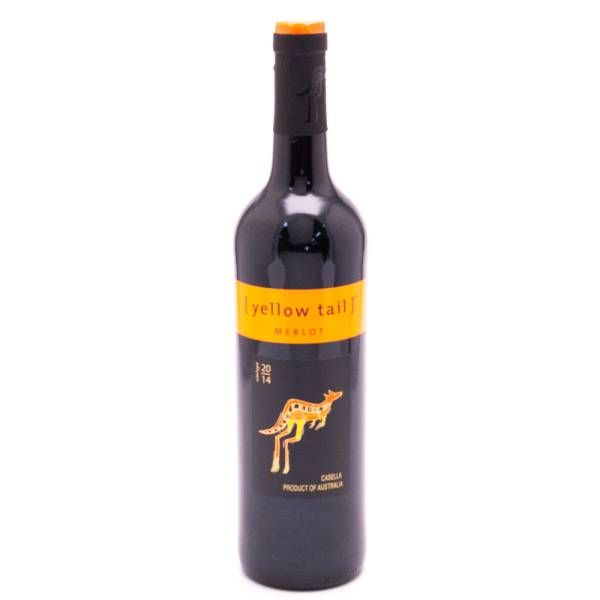 Yellow Tail - Merlot Casella - 2013 - 750ml