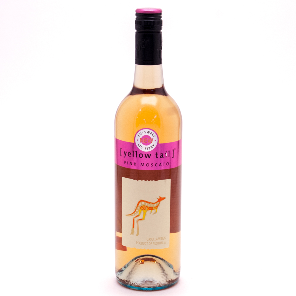 Yellow Tail - Pink Moscato - 750ml