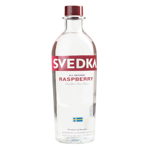 Svedka - Raspberry Vodka - 1.75L