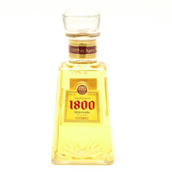 1800 - Reposado Tequila - 375ml