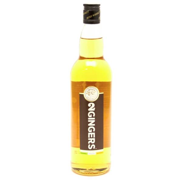 2 Gingers - Irish Whiskey - 750ml
