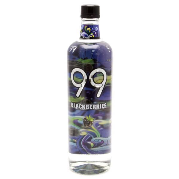 99 - Blackberries Liqueur - 750ml