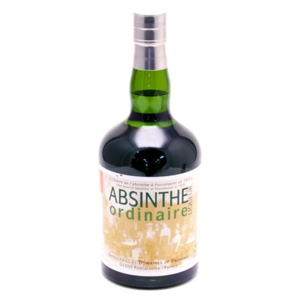 Absinthe - Ordinare Liqueur - 750ml
