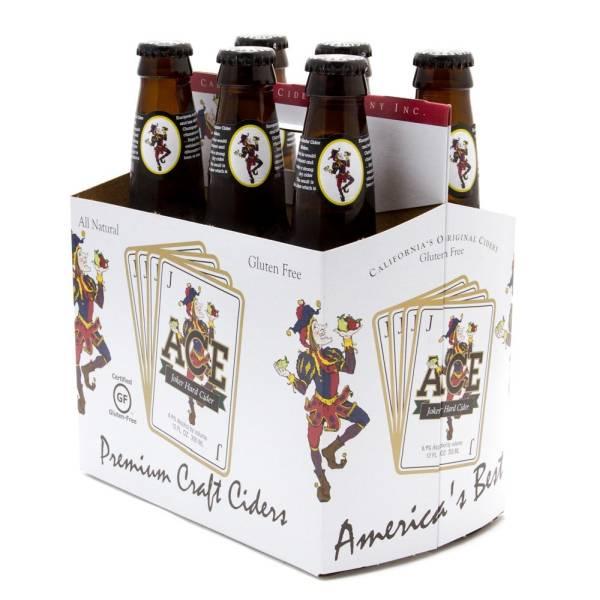 Ace - Joker Hard Cider - 12oz Bottles - 6 pack