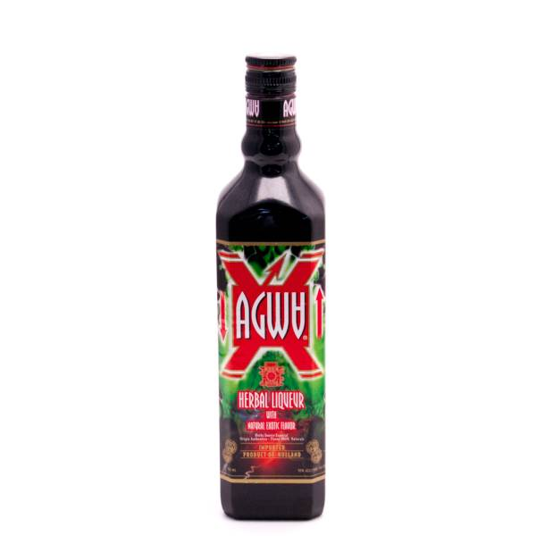 AGWA - Herbal Liqueur w/ Natural Exotic Flavor - 60 Proof - 750ml