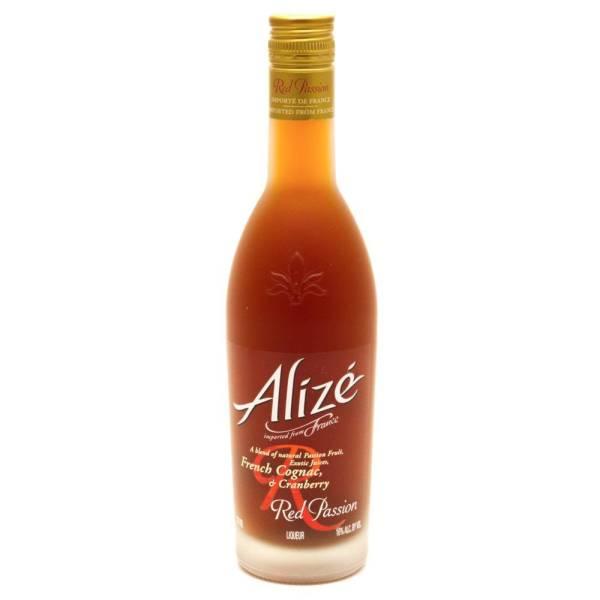 Alize - Red Passion Liqueur - 375ml