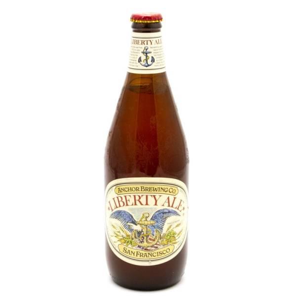 Anchor - Liberty Ale - 22oz Bottle