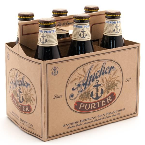 Anchor - Porter - 12oz Bottle - 6 Pack