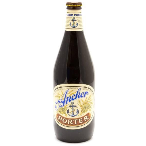 Anchor - Porter - 16.6oz Bottle