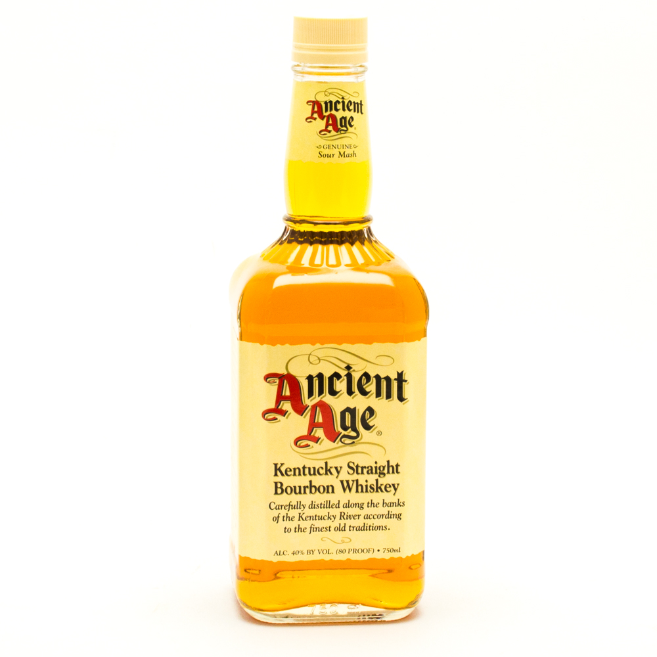 Ancient Age - Kentucky Straight Bourbon Whiskey - 750ml