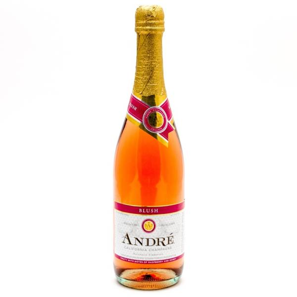 Andre - Blush - Champagne - 750ml California