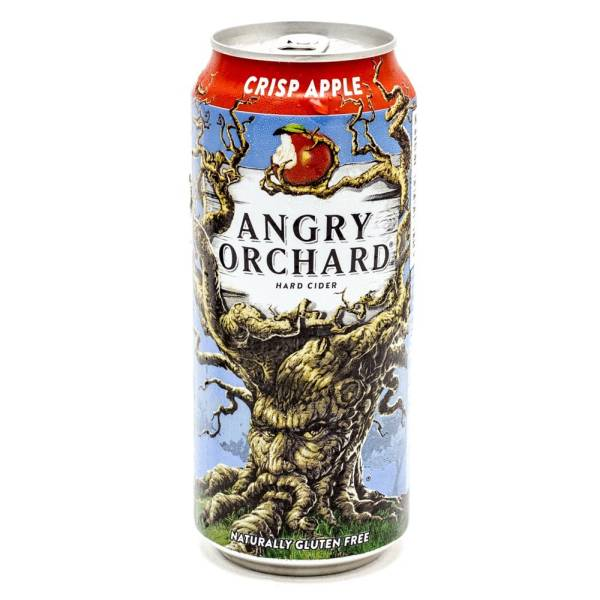 Angry Orchard - Crisp Apple - Hard Cider - 16oz Can