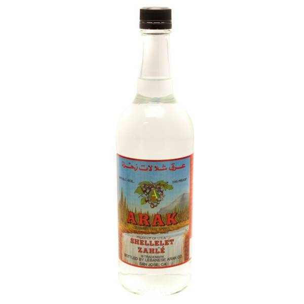 Arak - Grain Neutral Spirits - 750ml