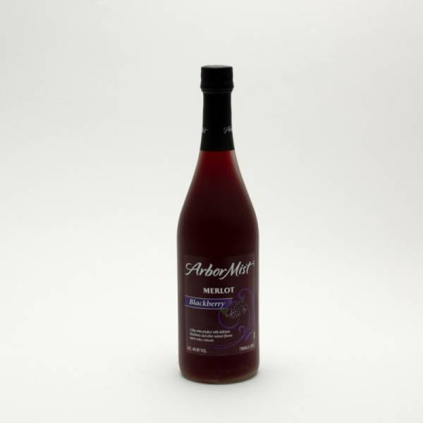 Arbor Mist - Blackberry Merlot - 750ml