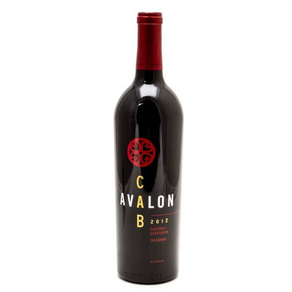 Avalon - CAB Cabernet Sauvignon - 2012 - 750ml