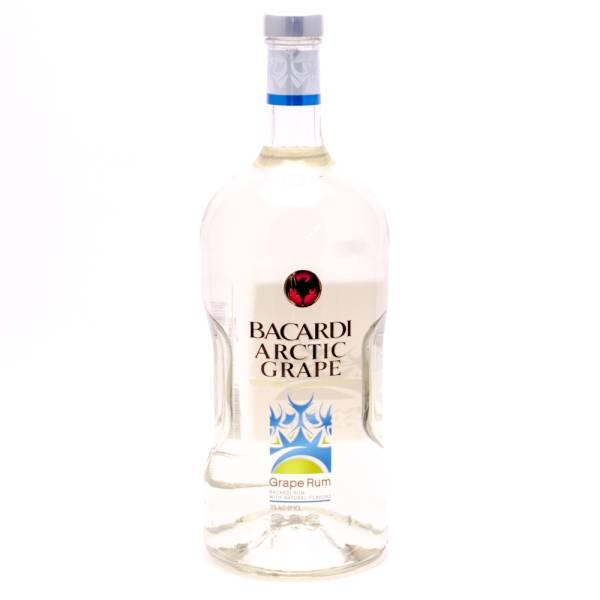 Bacardi - Arctic Grape Rum - 1.75L