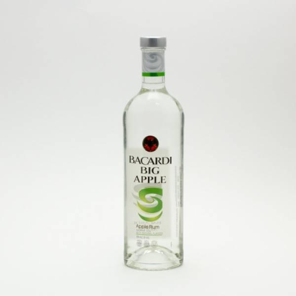 Bacardi - Big Apple Rum - 750ml