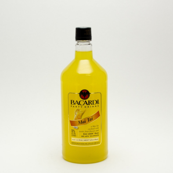 Bacardi - Party Drinks Mai Tai - 1.75L