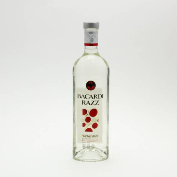 Bacardi - Razz Raspberry Rum - 750ml