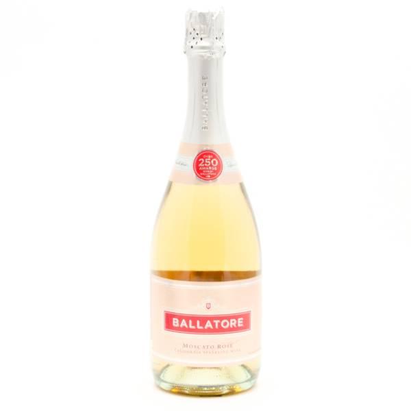 Ballatore - Moscato Rose - Sparkling Wine - 750ml
