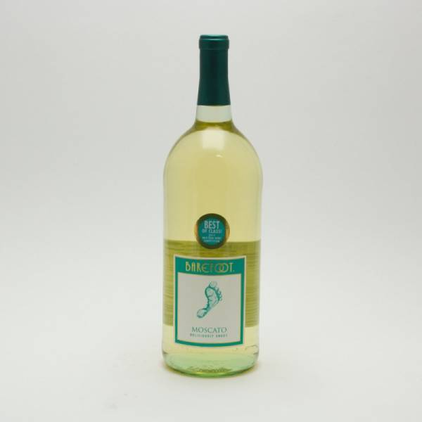 Barefoot - Moscato - 1.5L