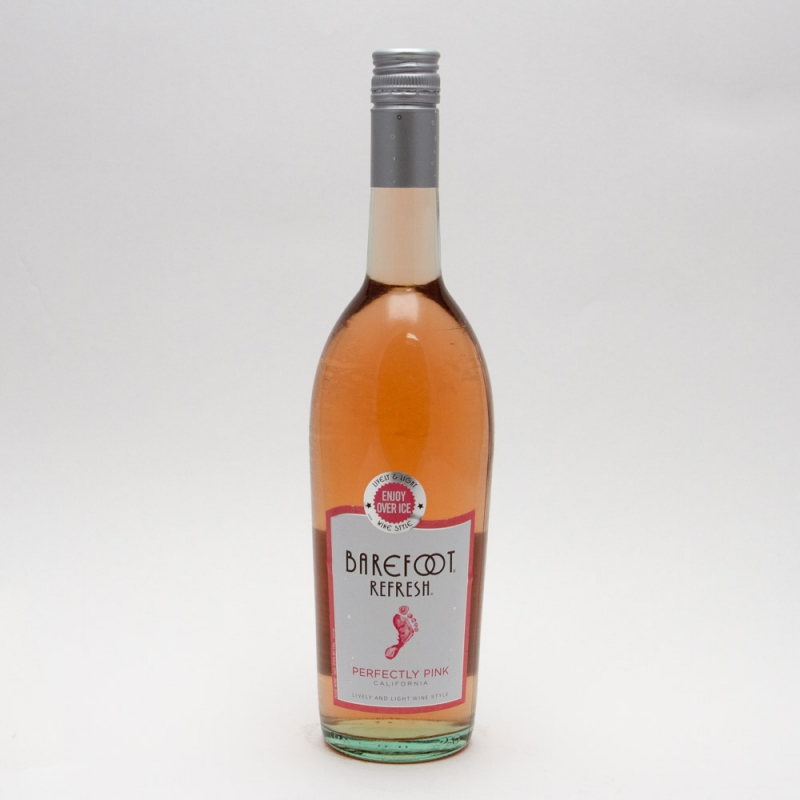 Barefoot - Refresh Perfectly Pink - 750ml