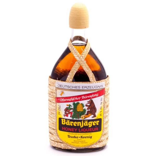 Barenjager - Honey Liqueur - 750ml