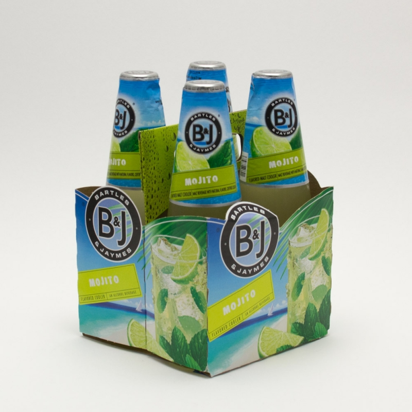 Bartles & Jaymes - Mojito - 11.2oz Bottle - 4 Pack