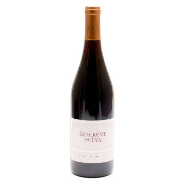 Belcreme De Lys - Pinot Noir - California 2013 - 750ml