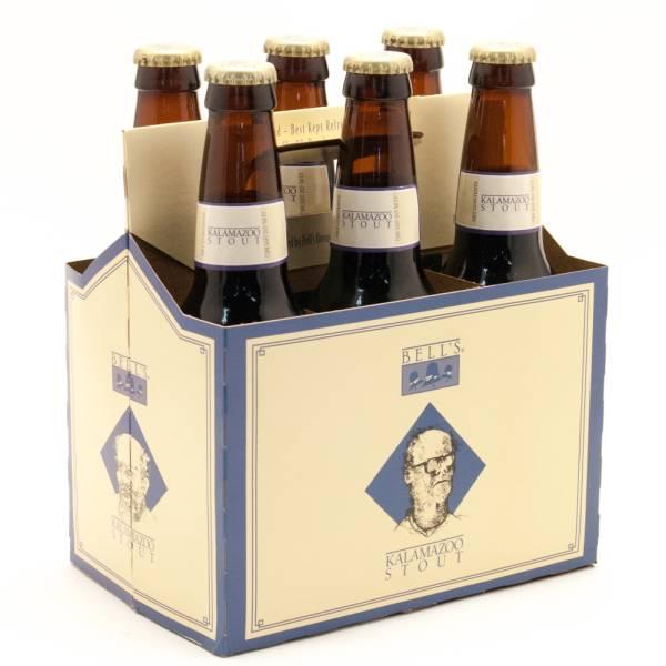 Bell's - Kalamazoo Stout - 12oz Bottle - 6 Pack