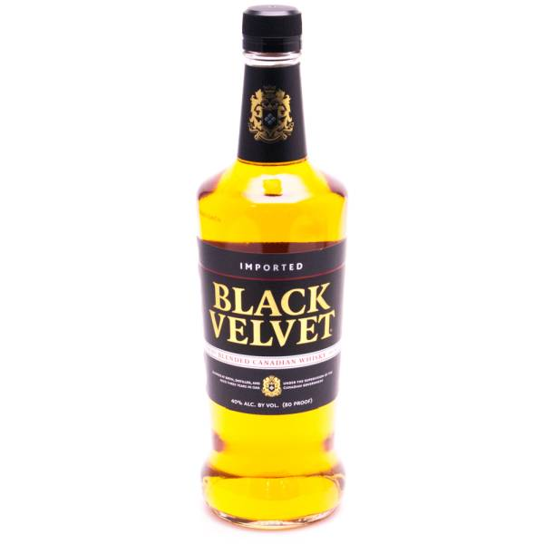 Black Velvet - Blended Canadian Whisky - 750ml