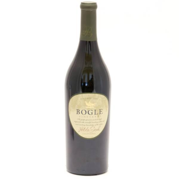 Bogle - Petite Sirah California - 750ml