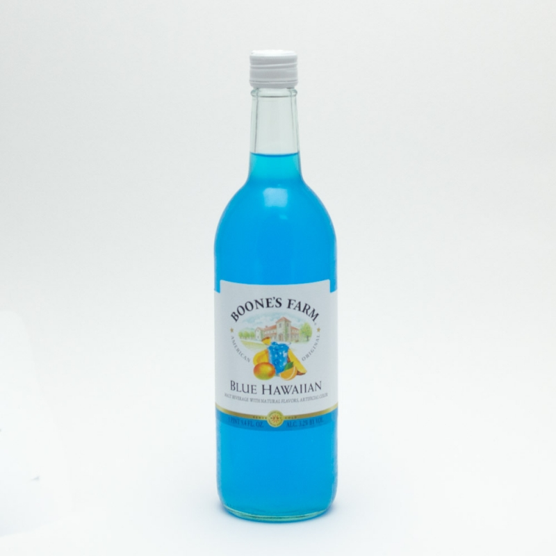Boone's Farm - Blue Hawaiian - 750ml