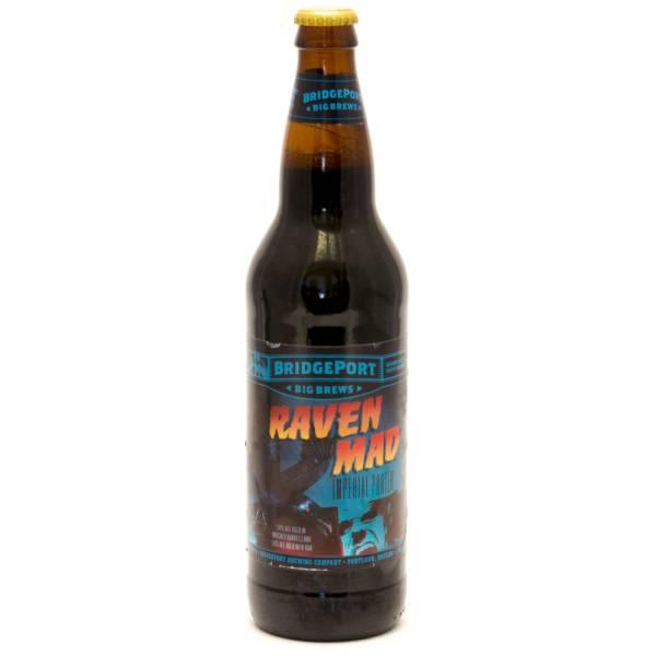 Bridge Port - Raven Mad Imperial Porter - 22oz Bottle