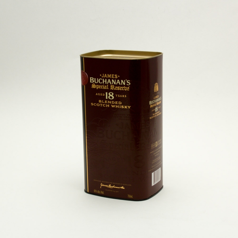 Buchanan's - Aged 18 Years Blended Scotch Whisky - 750ml