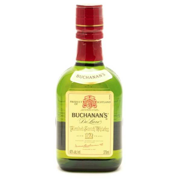 Buchanan's - Blended Scotch Whiskey - 375ml