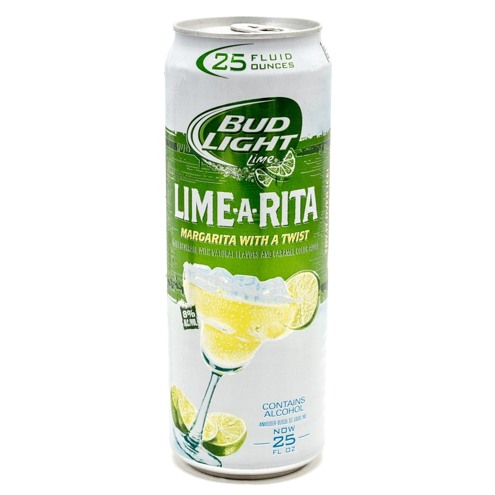 Bud Light Lime - Lime-A-Rita Margarita - 25oz Can