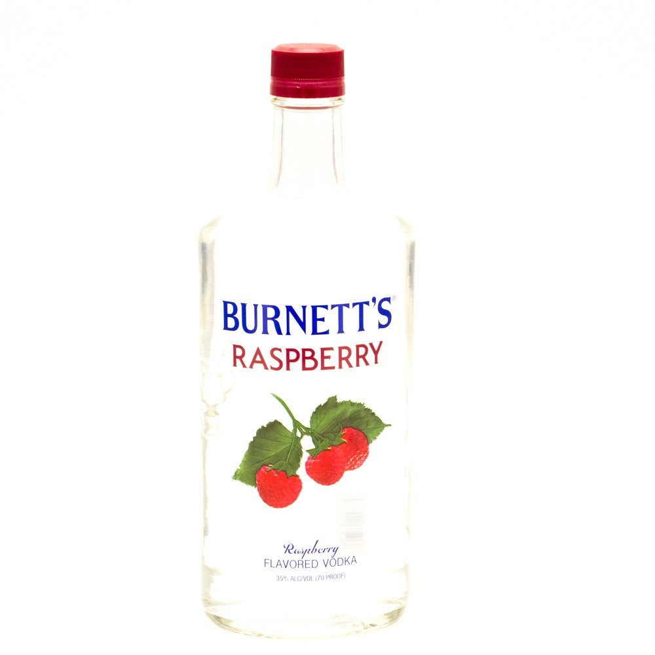 Burnett's - Raspberry Vodka - 750ml