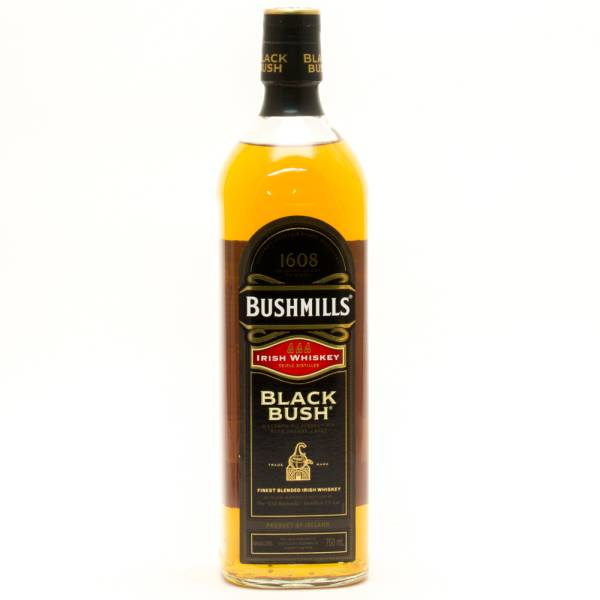 Bushmills - Black Bush - Irish Whiskey - 750ml