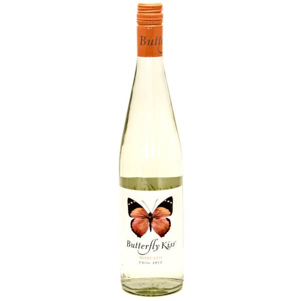 Butterfly Kiss - Moscato Chile 2012 - 750ml