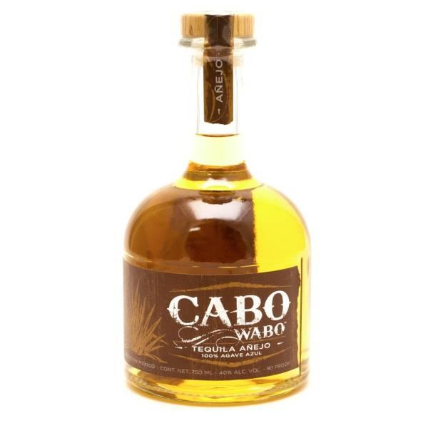 Cabo Wabo - Anejo Tequila - 750ml