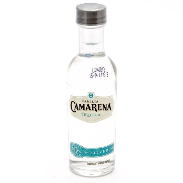 Camarena - Silver Tequila - Mini50ml
