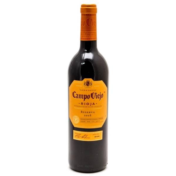 Campo Viejo - Rioja 2008 Wine - 750ml